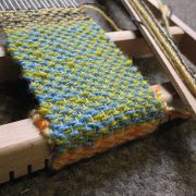Mini Loom winding on