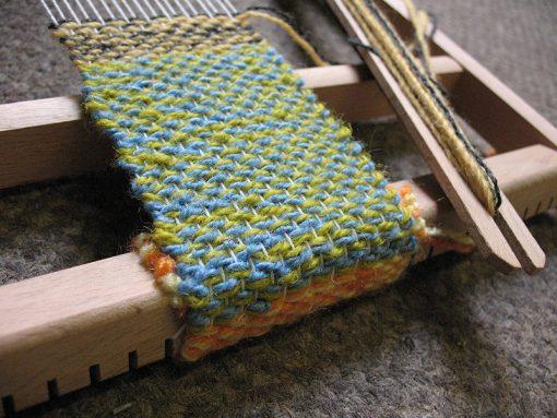 Mini Loom winding on