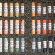 Unison Colour Soft Pastels - Set 36 Portrait