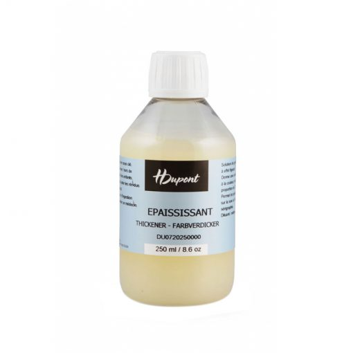 250ml H Dupont Epaississant thickener for silk dyes