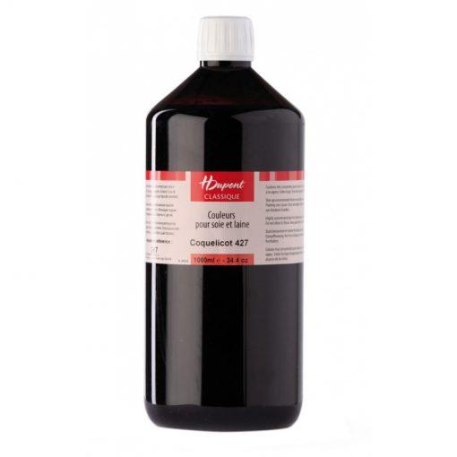 1 litre bottle H Dupont Classique dye for silk