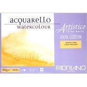 Fabriano Artistico Smooth Cold Pressed Extra white paper