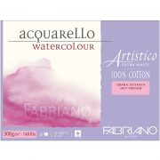 Artists Water Colour Block Hot Pressed