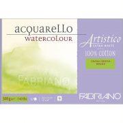 Fabriano Artistico Rough Extra white paper