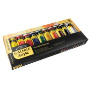 Galeria Acrylic Colour 10 x 60ml Tube Set