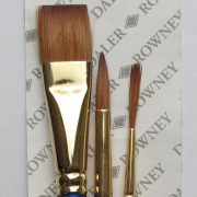 Sapphire Watercolour Landscape Brush set 3