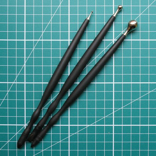 Sculpey Style and Detail Tools Set of 3