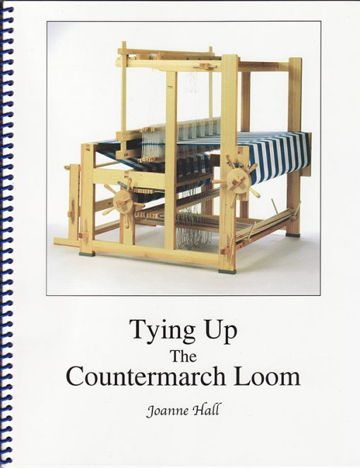 Tying Up the Countermach Loom by Joanne Hall