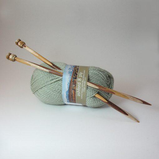 Maple Knitting Needles Pair - 8mm / UK 0