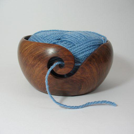 Maple Knitting Yarn Bowl