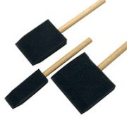 Foam Brushes and Sponges