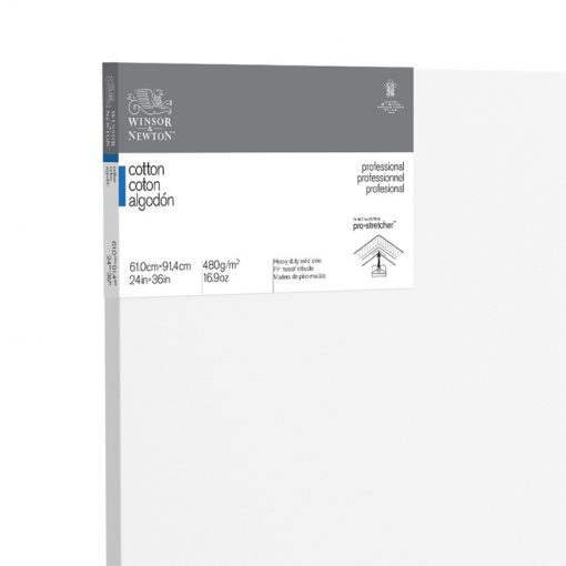 Winsor & Newton Professional Cotton Canvases