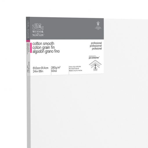 Winsor & Newton Professional Smooth Cotton Canvases