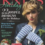 Interweave Knits Holiday 2017 - deluxe edition