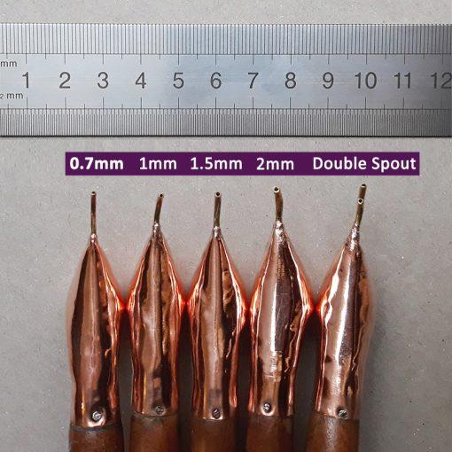 Java Tjanting - 0.7mm spout