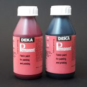 Deka Permanent Fabric Paint, 125ml