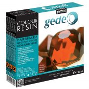 Gedeo Colour Resin - Amber