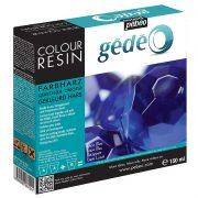 Gedeo Colour Resin Lapis Blue