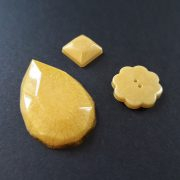 Resin with Pearl-Ex Powder
