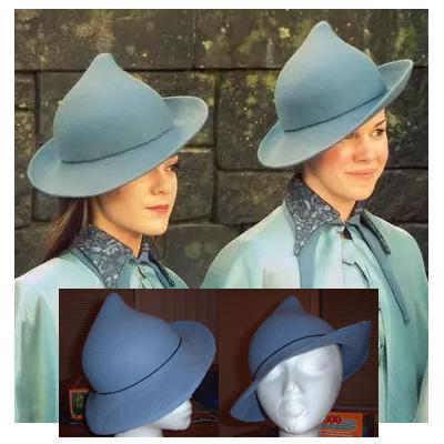 Beauxbaton Felt Hats