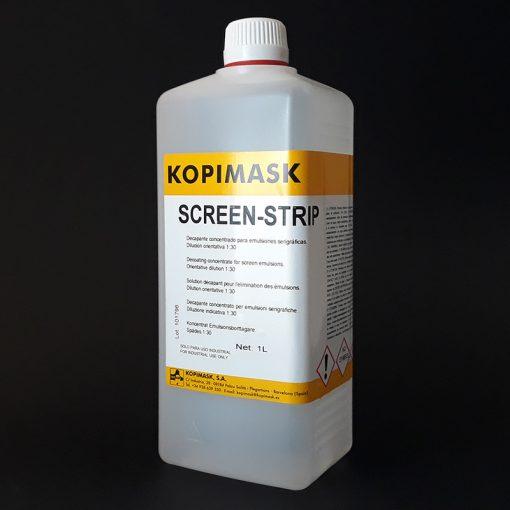 Kopimask Screen-Strip Stencil Remover Concentrate, 1kg