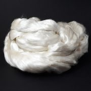 Mulberry Silk Brick - Bombyx silk fibre