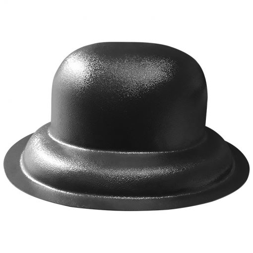 Bowler Hat Shaper Hat Bloack