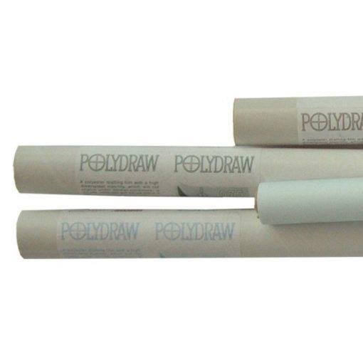 Polydraw Drafting Film Roll 75 micron