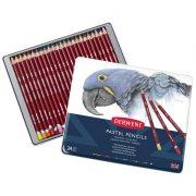 Derwent Pastel Pencils - Tin of 24