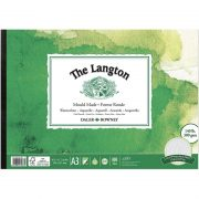 Langton Watercolour Pads NOT Surface