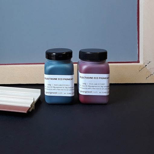 Selectasine ECO Pigments for screen printing and paints