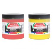 Speedball Water Soluble Screen Printing Inks 236ml