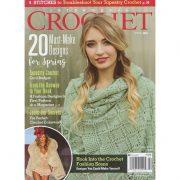 Interweave Crochet - Spring 2018