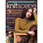 Interweave Knitscene Magazine Fall 2018