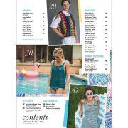Interweave Knitscene Magazine Summer 2018