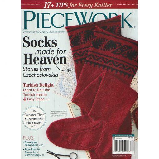 Piecework - January / February 2018