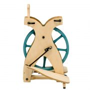 Schacht Sidekick Spinning Wheel without flyer, bobbin or whorl