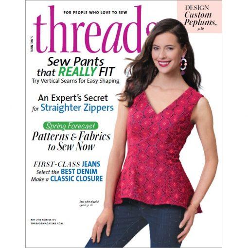 Threads Magazine April / May 2018 No 196