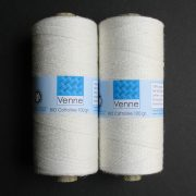 Venne Organic Cotton / Linen Yarn Nm 13/2 640m - 100g cones