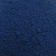 Pre-reduced indigo dye powder