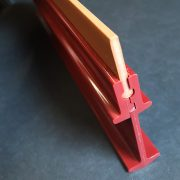 70 durometer squeegee square blade