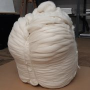 White Merino Wool Top 10kg