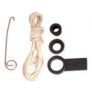 Double drive Jumbo Hook Flyer accessories