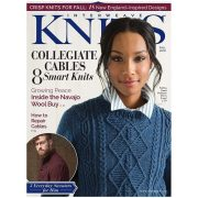 Interweave Knits Magazine - Fall 2018