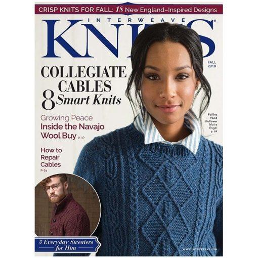 Interweave Knits Magazine - Fall 2018