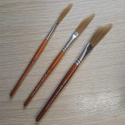 Pro Art 9A Sword Liner brushes