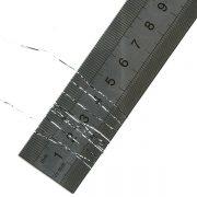 Venne Metallic Polyester Yarn, 1035m, 15g Twistercones