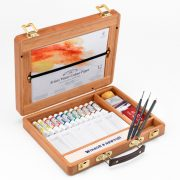 Winsor & Newton Professional Water Colour Tube Bamboo Box