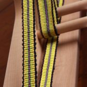 Weaving Inkle Loom