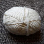 Bluefaced Kerry Hill Roving Yarn